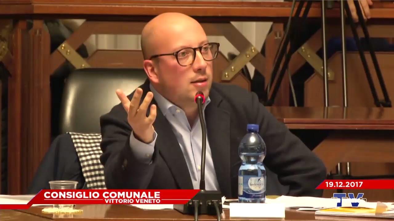 CONSIGLIO COMUNALE VITTORIO VENETO - Seduta del 19.12.2017
