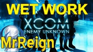 XCOM - Enemy Unknown - Wet Work Trophy Achievement