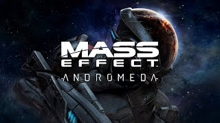 A Short Ramble About Mass Effect: Andromeda