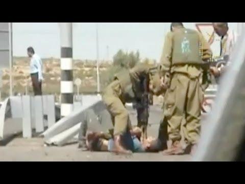 Testimonies on Palestinians offenses