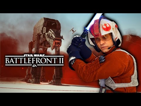 Star Wars Battlefront 2 - Funny Moments #2 The Last Jedi