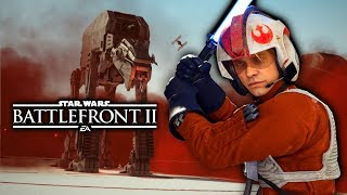Star Wars Battlefront 2 - Funny Moments #6 The Last Jedi