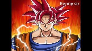 Nhạc EDM thú vị, xem là nghiện. Goku gặp gỡ thần hủy diệt.