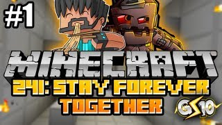 Minecraft Stay Forever Together: Episode 1 - Confused Already