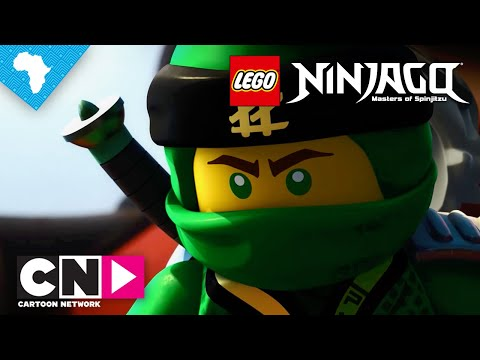 Ninjago | The Ninjas are Reunited | Cartoon Network Africa