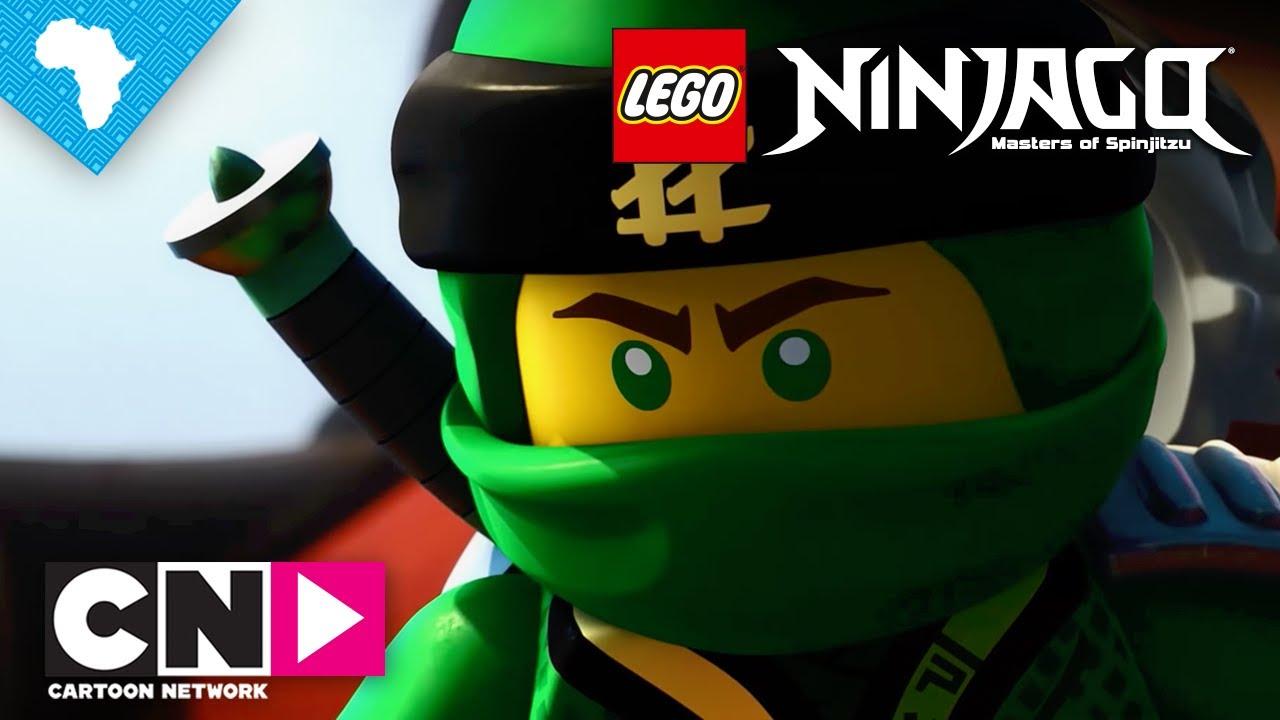 Ninjago The Ninjas Are Reunited Cartoon Network Africa Youtube