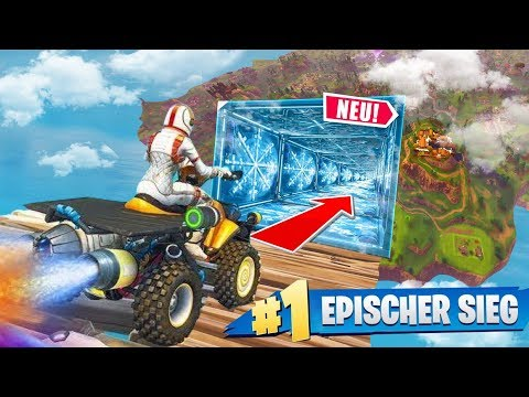 1000m hohe TODES PARKOUR CHALLENGE in Fortnite Battle Royale