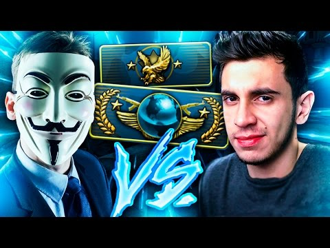 HACKER JOGANDO - CS:GO DE NOOB À GLOBAL #81
