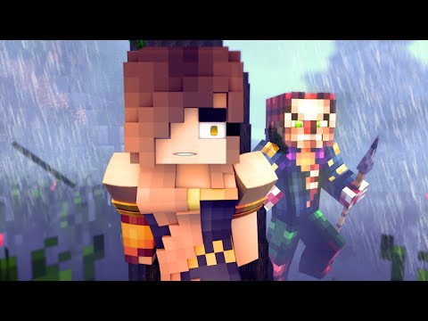 Minecraft Camping Trip - KILLER CLOWN! (Minecraft Roleplay)