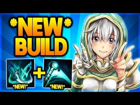 *NEW META!* OP CRIT RIVEN BUILD GUIDE! (Season 9 Riven Guide)
