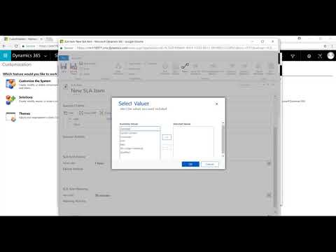 How Do I Create an SLA in Dynamics 365 for Sales