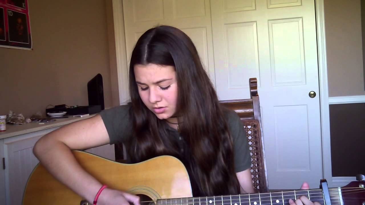 Hurt (Nine Inch Nails / Johnny Cash) Guitar Cover - YouTube