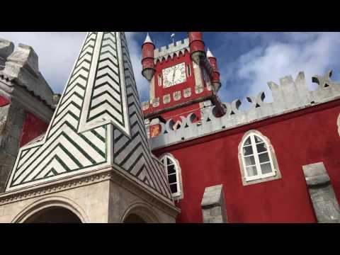 LISBON & BC ON BREAK - Vlog #7