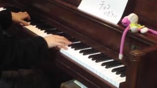 【ピアノ】「名前のない怪物」を弾いてみた【PSYCHO-PASS ED】 marasy8