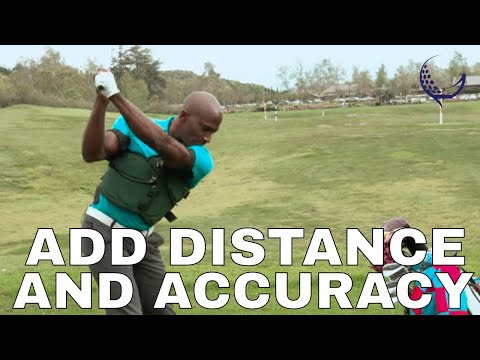 Add Distance and Accuracy with the Swing Jacket
