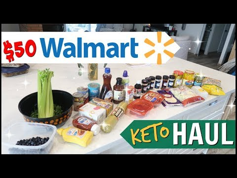 😱under-$50-budget-walmart-haul-●-family-frugal-keto-haul-●-cheap-+-lazy-keto-meals-+-shopping-list