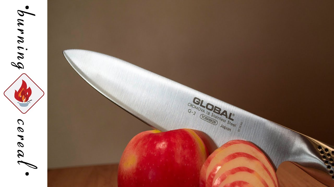 Global Kitchen Knife Review