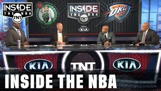 The Crew Discusses the Timberwolves Situation | Inside the NBA