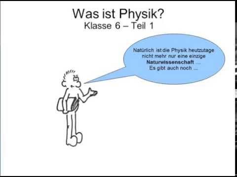 Was Ist I In Der Physik