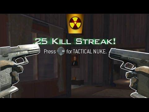 TACTICAL NUKE with AKIMBO G18 - Modern Warfare 2