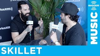 John Cooper from Skillet Gives Tips to Keep a Clean Beard & Talks New Song 'Legendary'