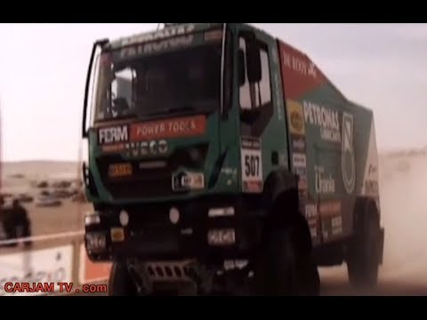 Paris Dakar 2013 Movie Iveco Trucks Commercial Carjam TV HD 2014 Car TV Show