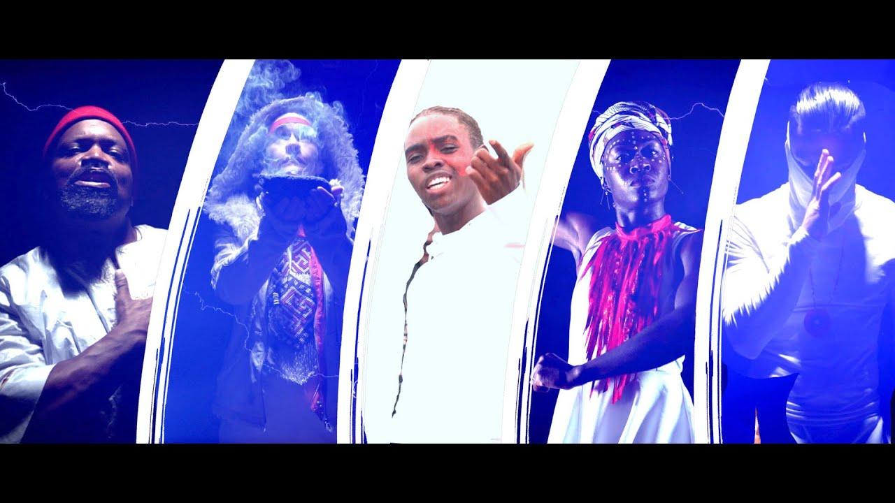 Caô Xangô ft. Mic Crenshaw, Xamada, Pharaoh The 47 & Quincy Davis