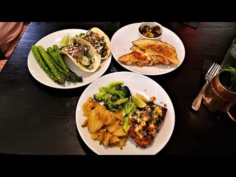 Richmond, VA - Dinner At Latitude Seafood Co.