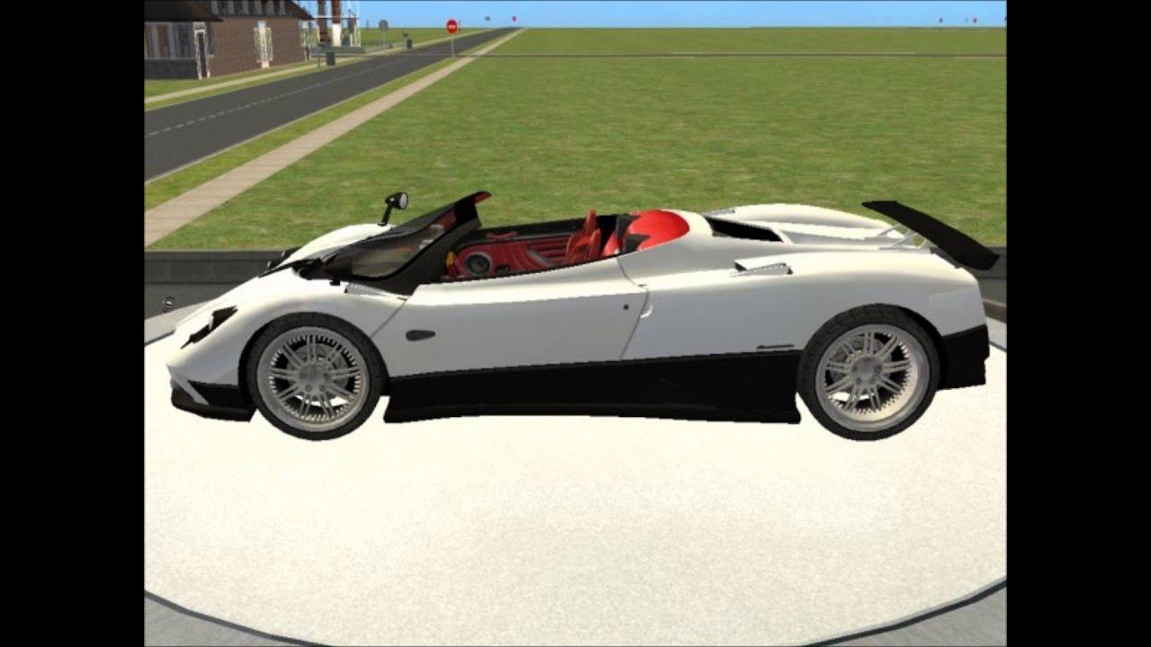 Sims 2 car conversion by vovillia corp 2006 pagani zonda f sims 2 car conversion by vovillia corp 2006 pagani zonda f roadster vanachro Gallery