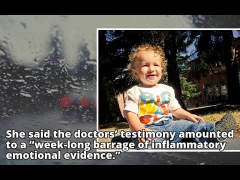 Court of Appeal refuses to grant new trial for naturopathic parents in son's death
