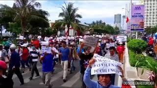 Thanh hoá biểu tình chống trung quốc 99 năm