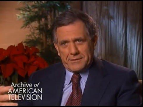 "Leslie Moonves discusses ""memogate"" and the 2004 presidential election - EMMYTVLEGENDS.ORG"