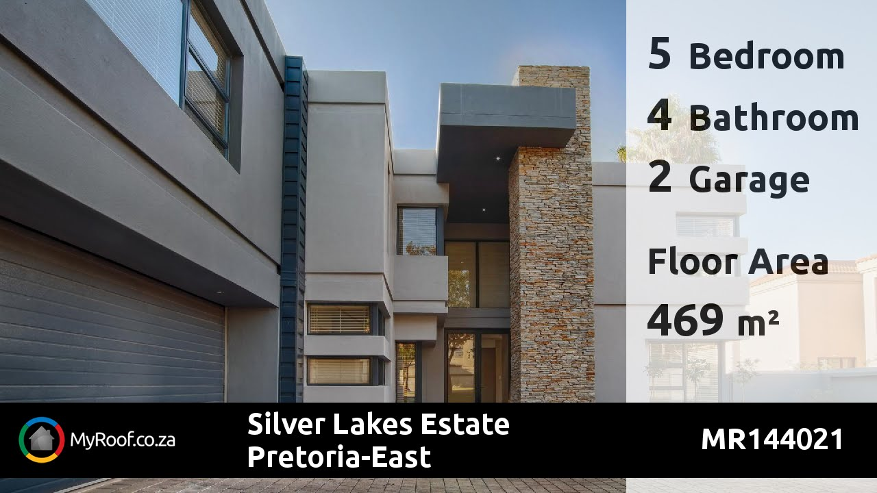 5 bedroom house in silver lakes estate - mr144021 - interior video