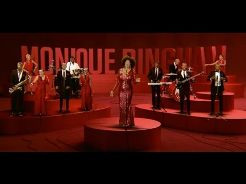 "Louie Vega Starring Monique Bingham ""Elevator (Going Up)"" OFFICIAL VIDEO"
