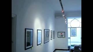 Maroc, Tanger, Galerie Delacroix, Exposition Avant Vernissage, Renaud Allirand Dip