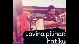 Lavina -Pilihan hatiku (covergitarakustik) by:Reno feat resty