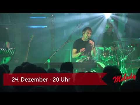 Radio Melody - Heiligabend - 24. Dez - Gilbert Live