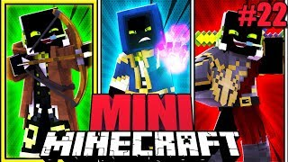 WÄHLE EINE KLASSE (NEUES ZEITALTER)?! - Minecraft MINI #22 [Deutsch/HD]