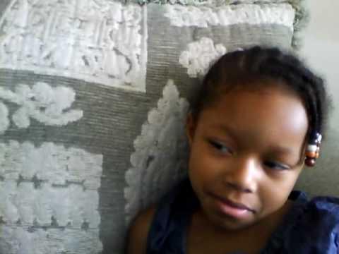 My Niece Sings and it kills me melanie fiona