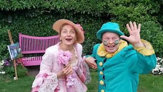 Tuktuko TV | Drakoniukas svečiuose pas panelę Mimozą | Televizija vaikams | AirijosVAIKAI