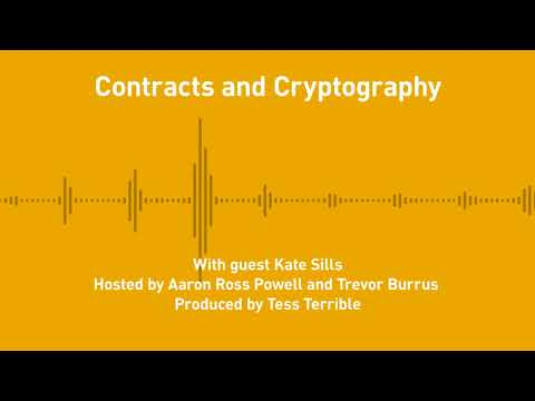 Free Thoughts, Ep. 225: Contracts and Cryptography  (with Kate Sills)