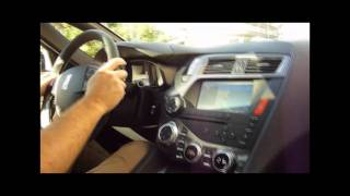Citroen DS5 Hybrid4 Sport Chic first french test drive