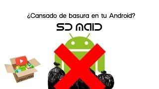 App recomendada || Limpia tu android a FONDO (En Español)
