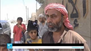 قوات سوريا الديمقراطية تطارد عناصر تنظيم