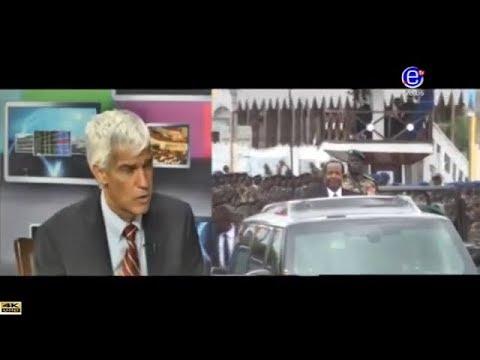 EQUINOXE TV - JOURNAL 20H00 (LES USA DEMANDENT-ILS A PAUL BIYA DE LAISSER LE POUVOIR?)