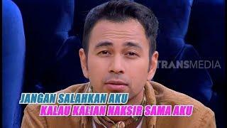 Raffi Ahmad TERDIAM Rahasianya Dibongkar Tarra Budiman | OKAY BOS (03/10/19) Part 2