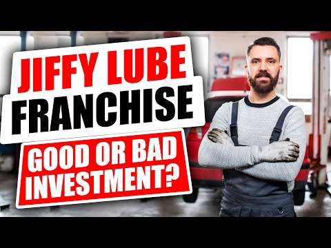 Jiffy Lube Franchise Review- Good Or Bad Investment?