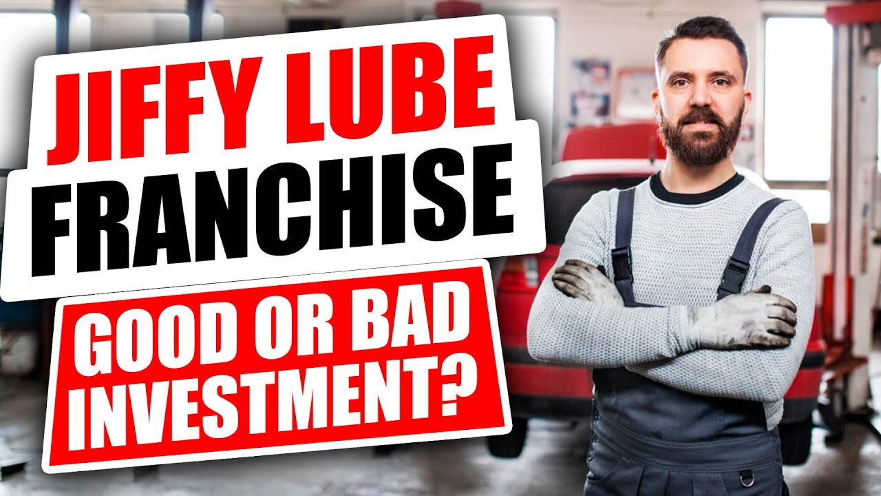 Jiffy Lube Franchise Cost >> Jiffy Lube Franchise Good Or Bad Investment Youtube