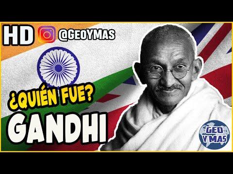 ¿Quién Fue? Mahatma Gandhi