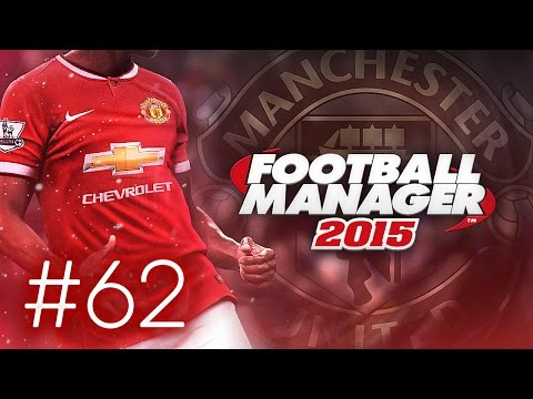 Manchester United Career Mode #62 - Football Manager 2015 Let's Play - Champions League Final 2016